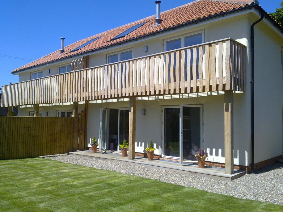 Projects houses uk