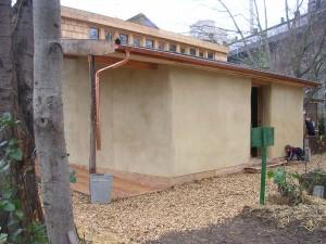 straw bale house uk